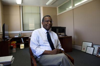Professor Reggie Robinson, Interim Vice Chancellor