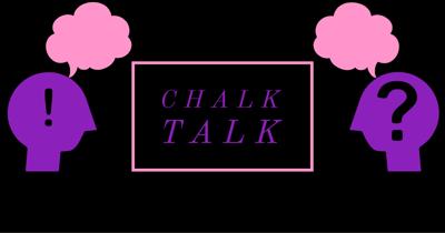 Chalk Talk Graphic