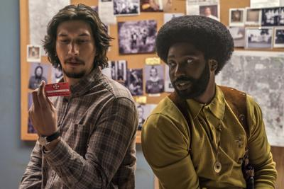 Film Review BlacKkKlansman