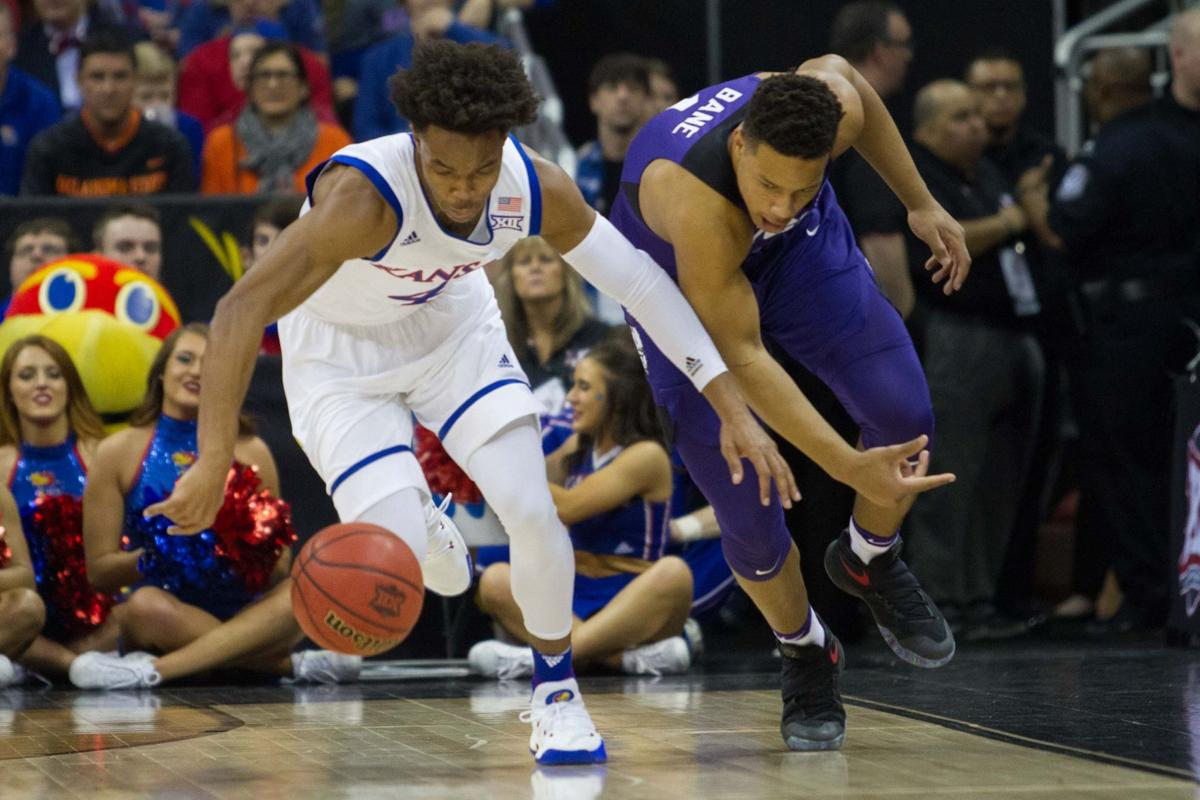 Men's basketball vs. TCU