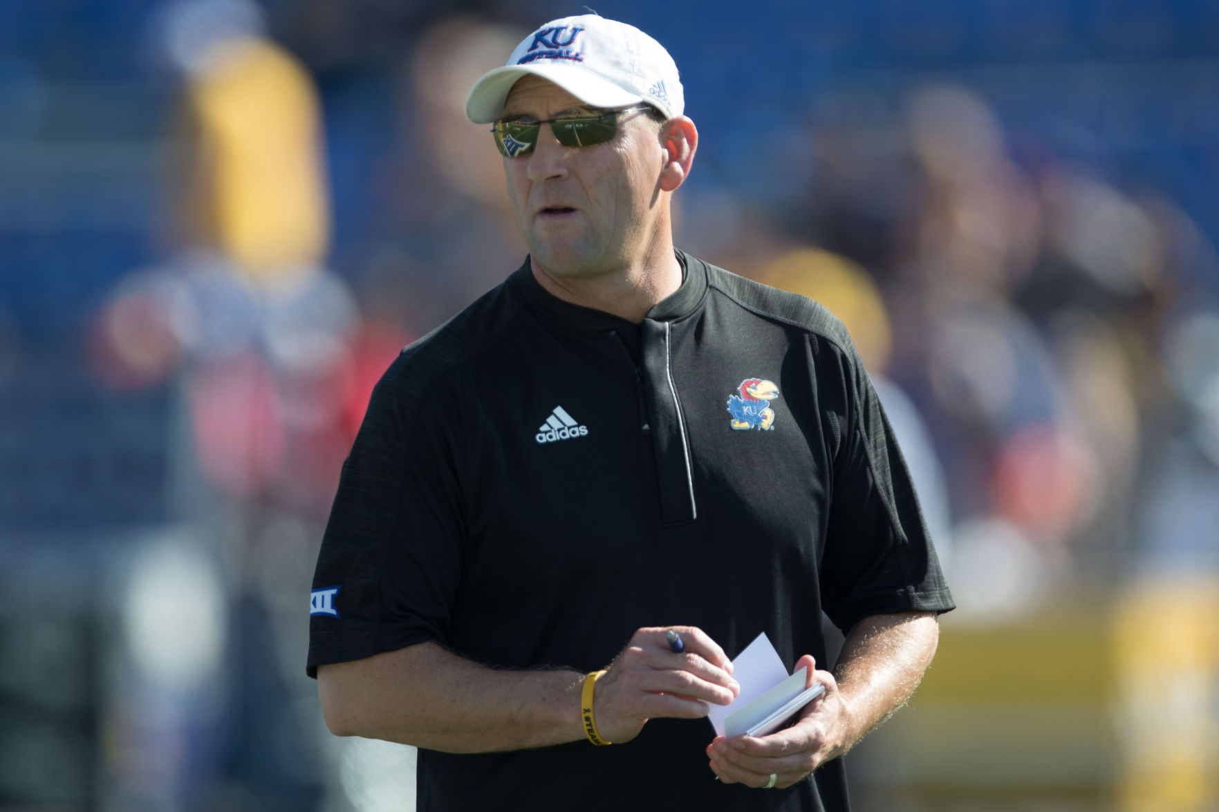 Kansas goes back to basics as homecoming game nears