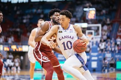 Men's Basketball vs Oklahoma