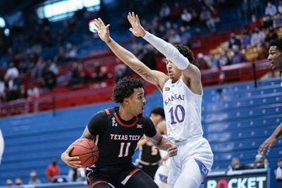 Men's Basketball vs Texas Tech