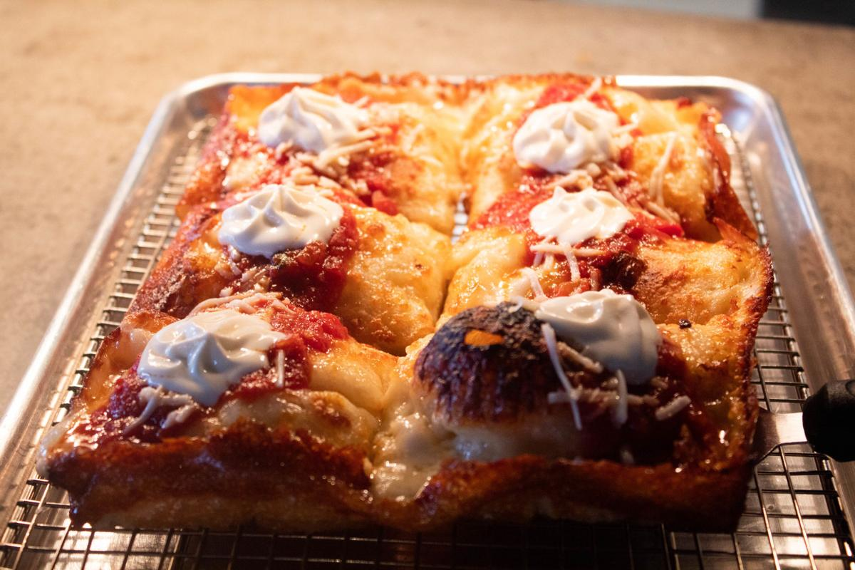 Big Mill Detroit-style pizza