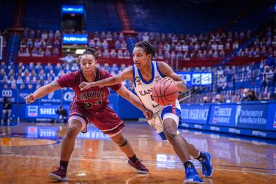 KU women's basketball vs. New Mexico State