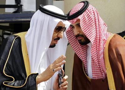 Saudi Arrests and Ascension
