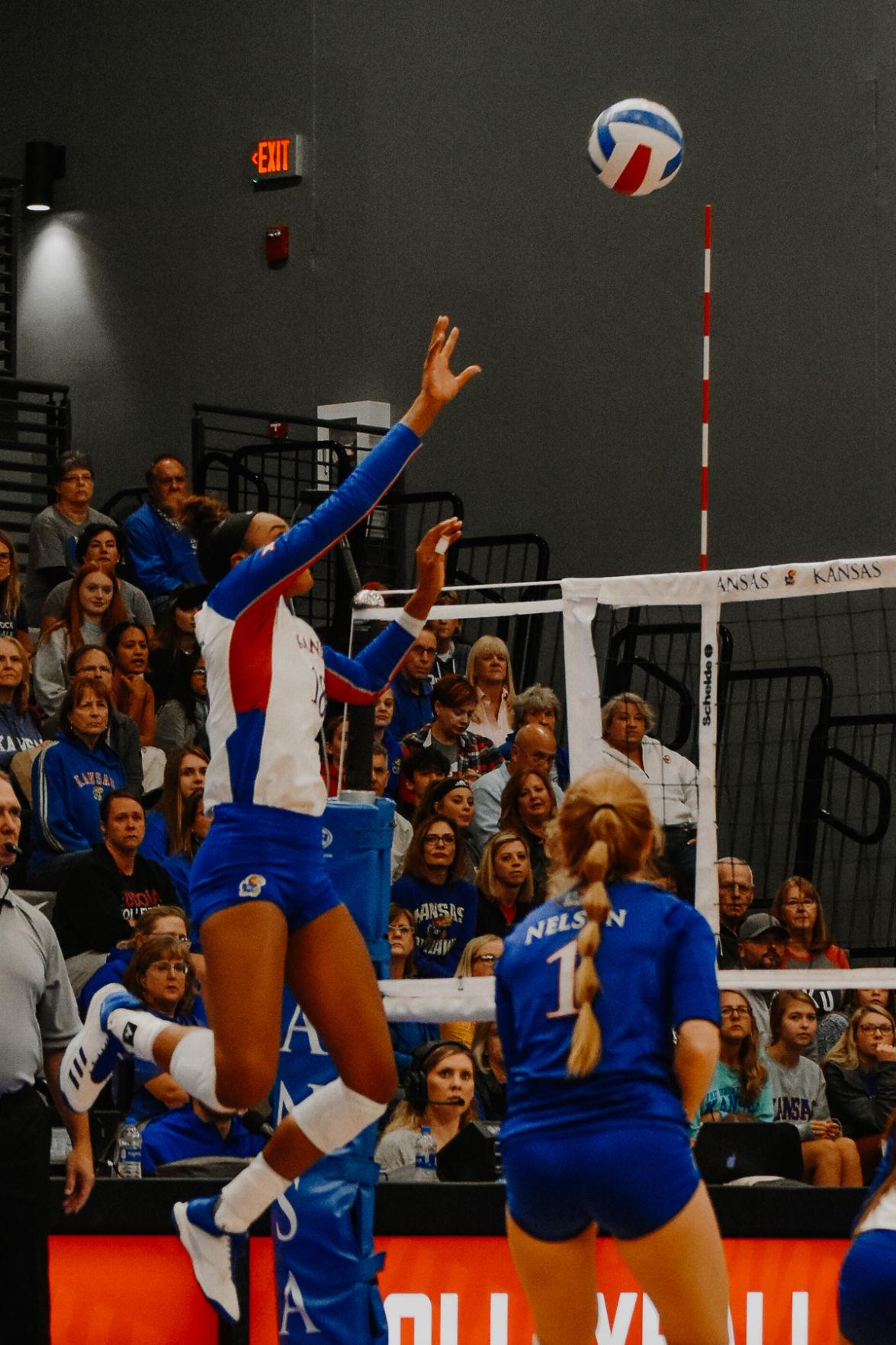 Volleyball vs. Texas Tech