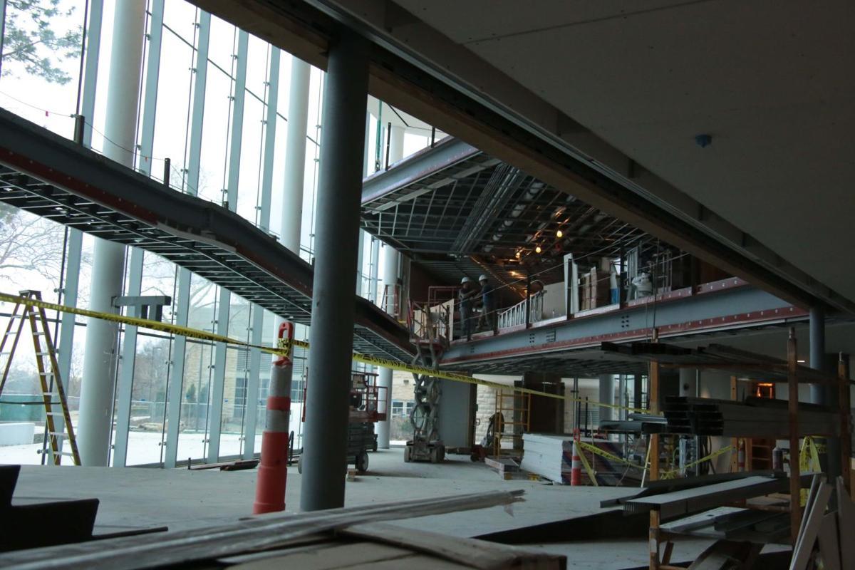 DeBruce Center Construction-2