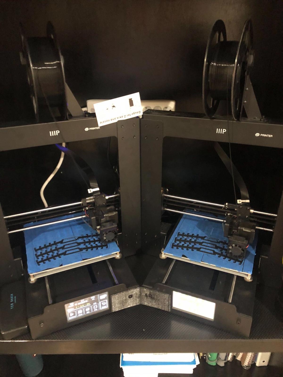 3D printers make Ear Eases