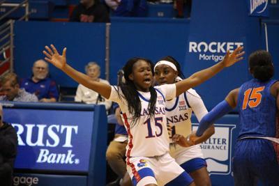 KU Women's Basketball
