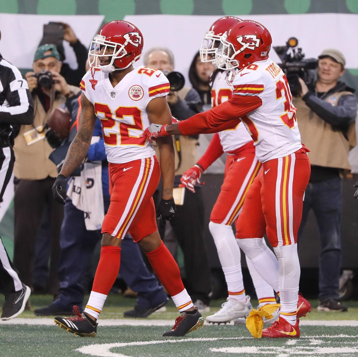 buy popular 1ac2a 33092 Wolf: Chiefs' trade of Marcus Peters is inexcusable ...