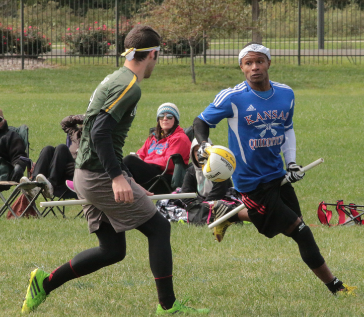 Kansas Quidditch Wins Kansas Cup With Perfect Record