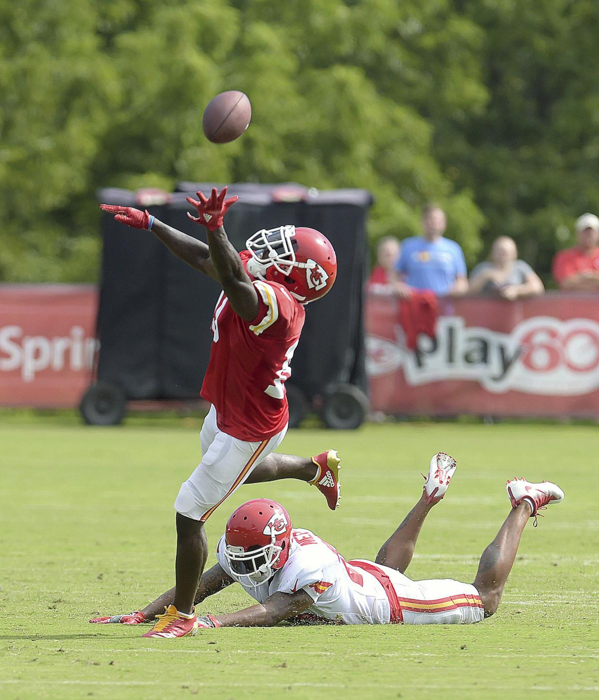 Britton Chiefs Tyreek Hill ready for the spotlight