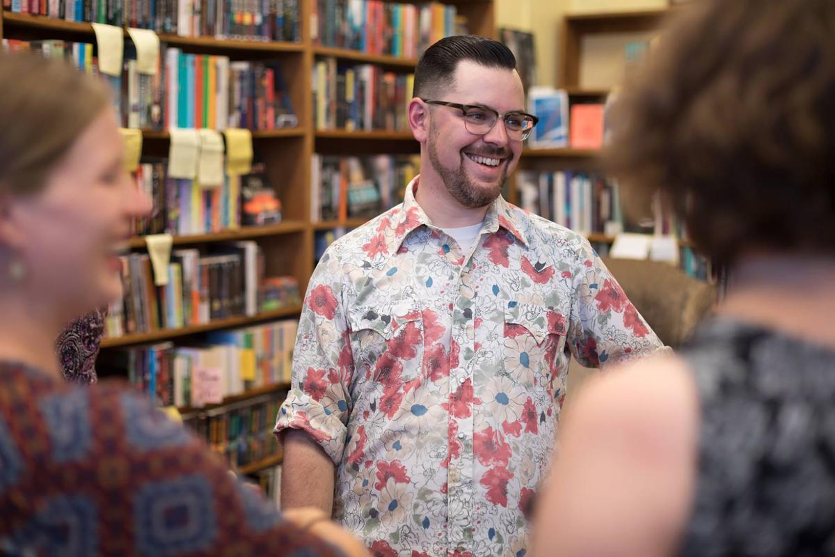 DITL: Danny Caine, Raven Book Store owner.jpg