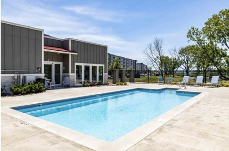 fairway flats pool