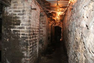 Spooky Underground Tunnel