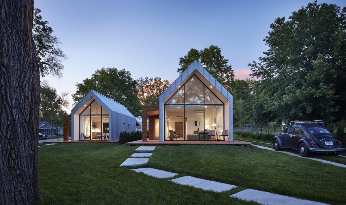 Ku Architecture Class Wins Award For Tiny Houses Arts Culture