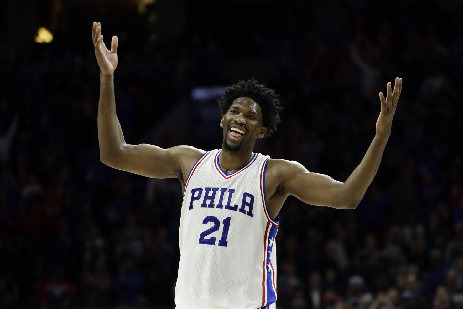 Brew: Joel Embiid is the NBA's G.O.A.T