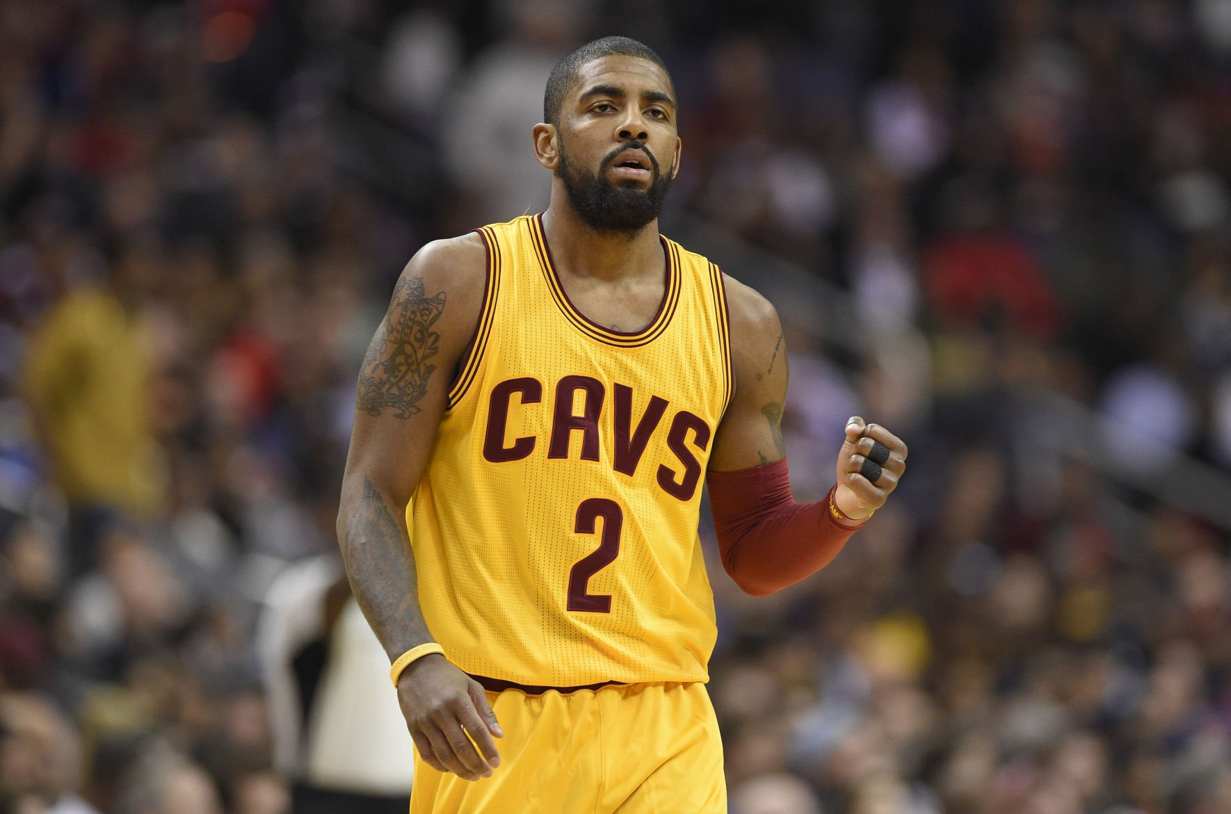 National Basketball Association 2K18 reveals new cover with Kyrie Irving