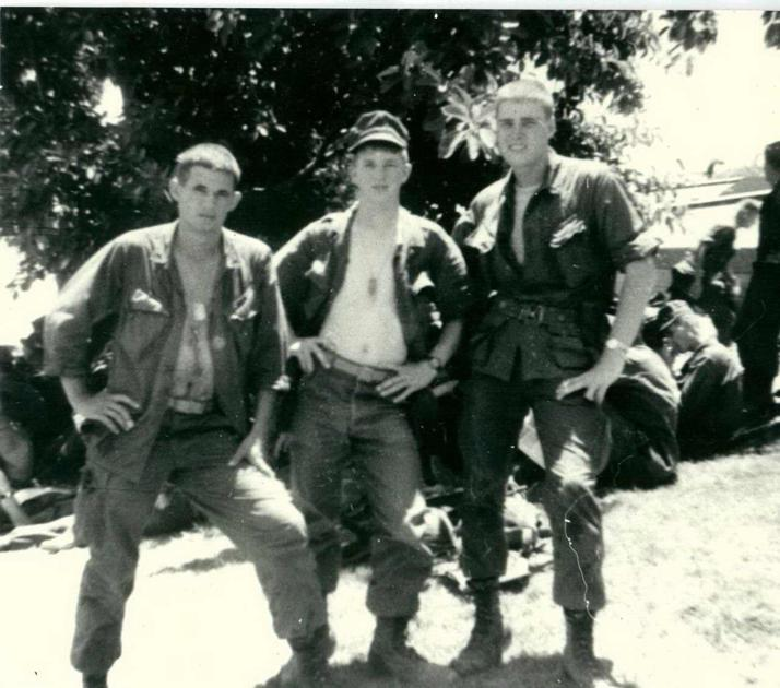 2 Former Marines Discuss Service In Vietnam War, Lawrence