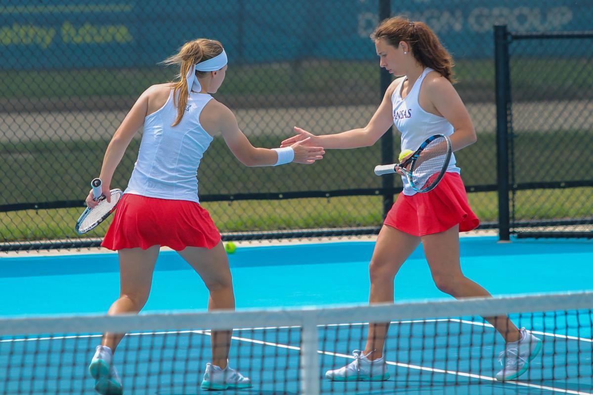 Tennis vs. West Virginia