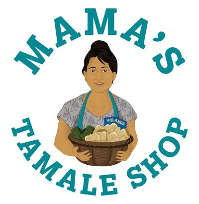 Mama's Tamale Shop logo