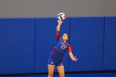 Volleyball vs Texas Tech (copy)