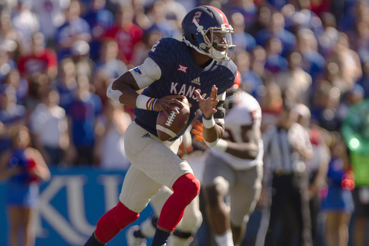 A winning mindset: Montell Cozart, a year after transferring to Boise ...