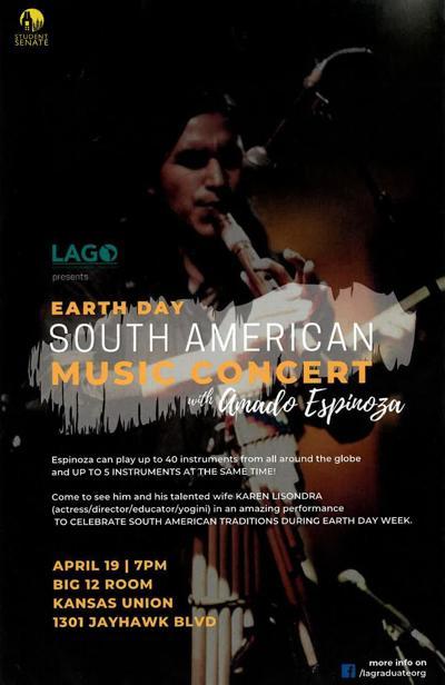 LAGO Earth Day