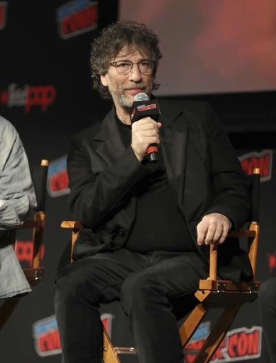 Neil Gaiman NYC Comic Con