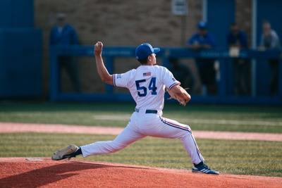 Baseball vs Creighton