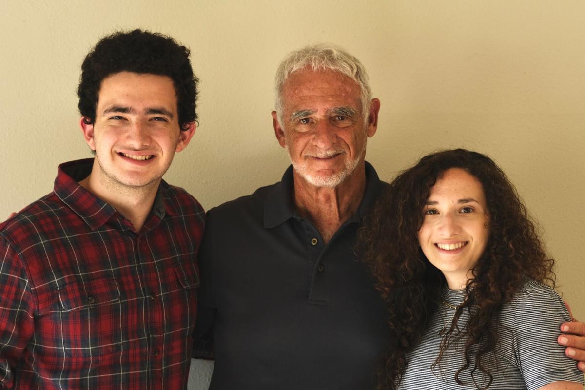 Nathan Safir, Bob Benson and Josie Safir.jpg