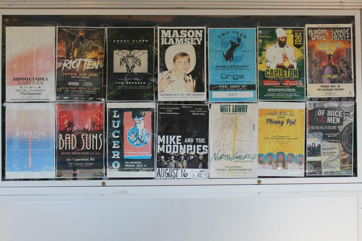 Fall Concert Lineup