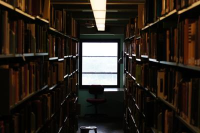 Watson Library Stacks