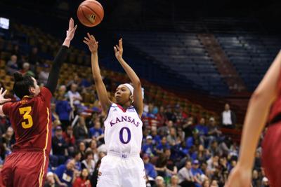 Women's Basketball vs Iowa State