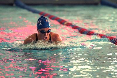 KU Swimming and Diving