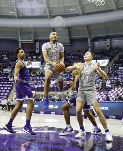 Kansas men's basketball vs. TCU