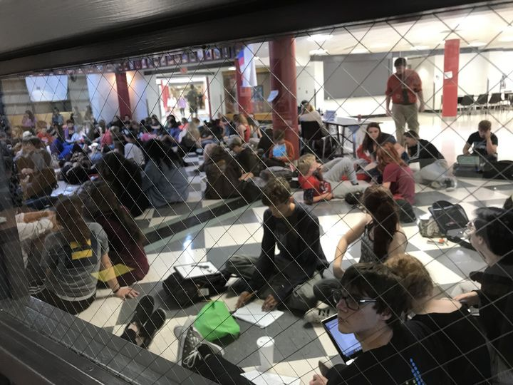 LHS Sit In
