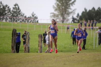 Cross country women compete at Bob Timmons Classic