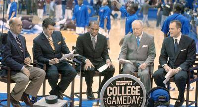 ESPN comes to campus