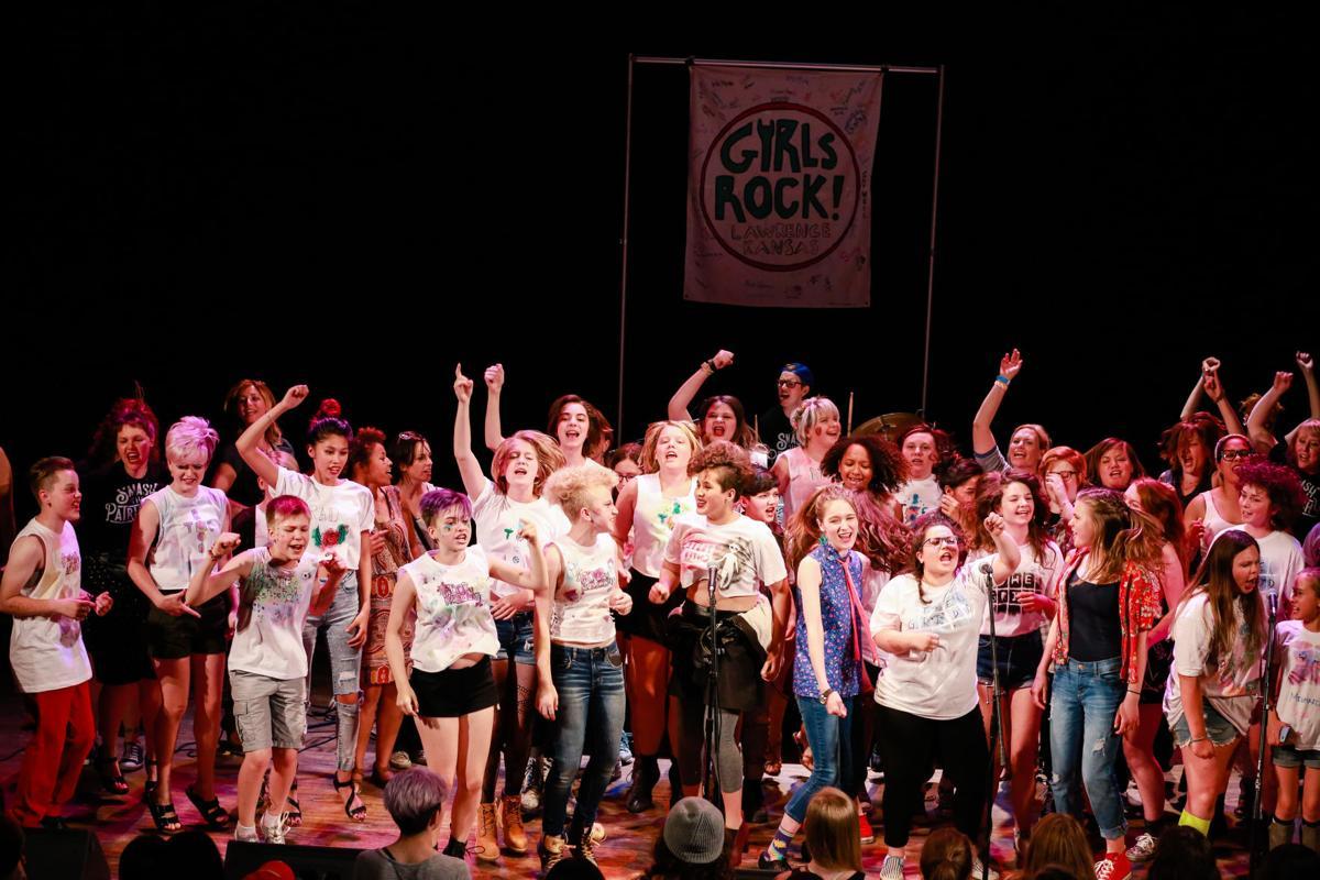 Girls Rock Lawrence