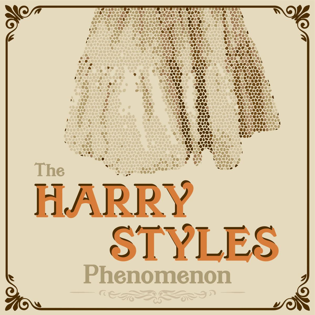 Harry Styles Phenomenon Graphic