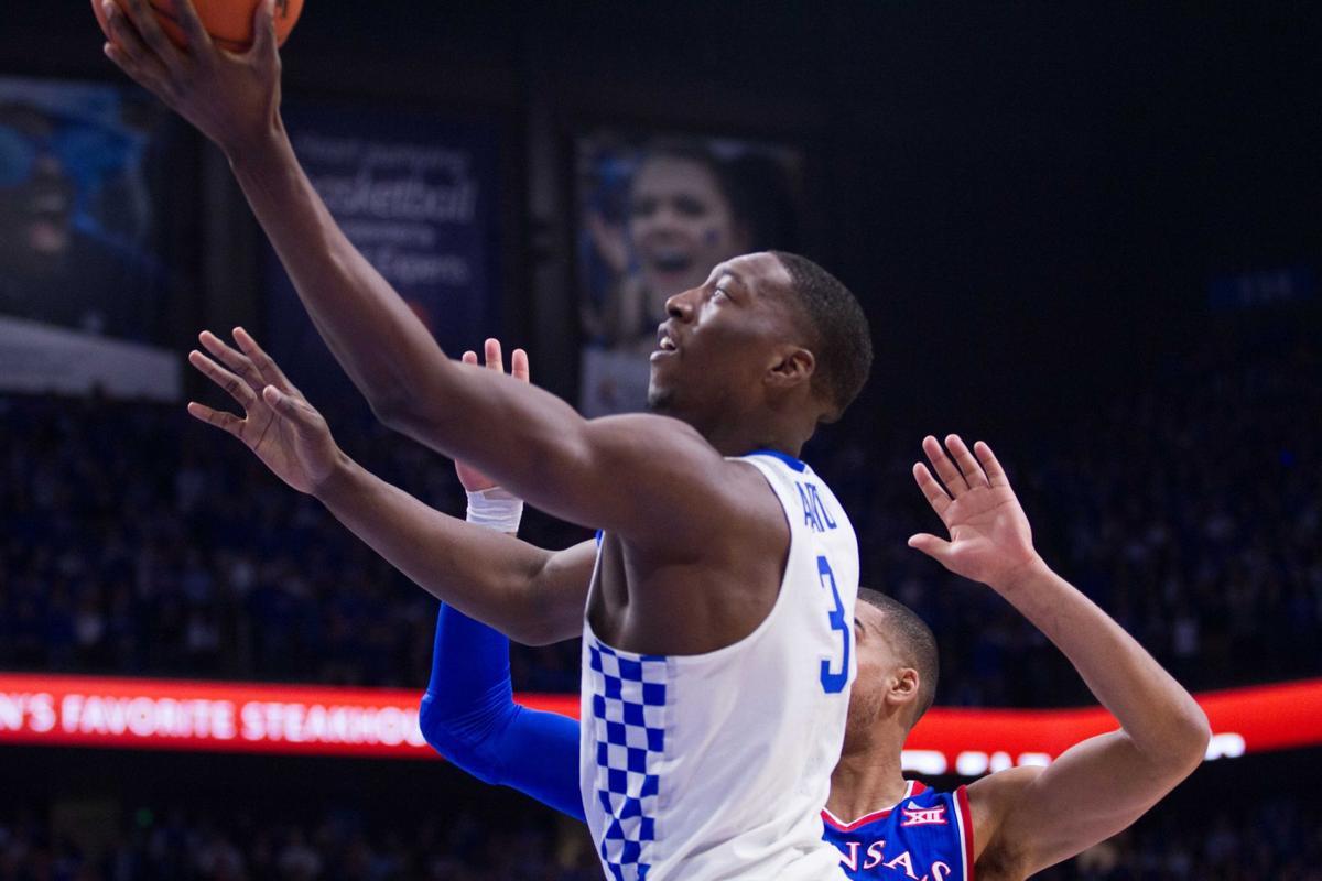 Men's basketball vs. Kentucky