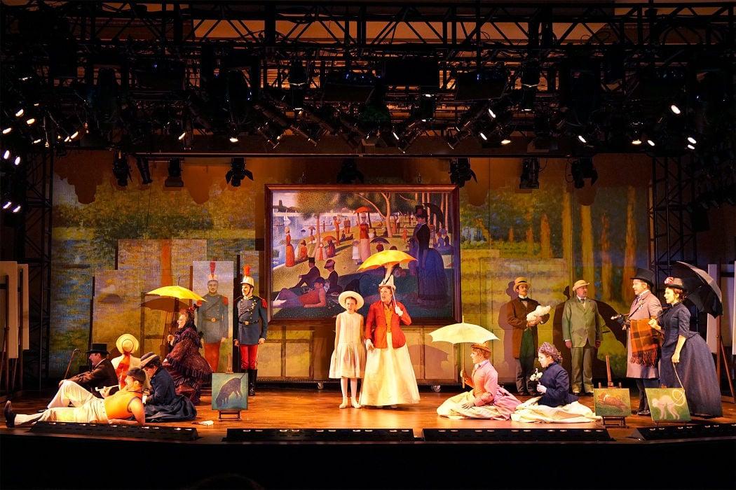 Kansas City Repertory Theatre makes the most of Sondheim\'s \'Sunday ...