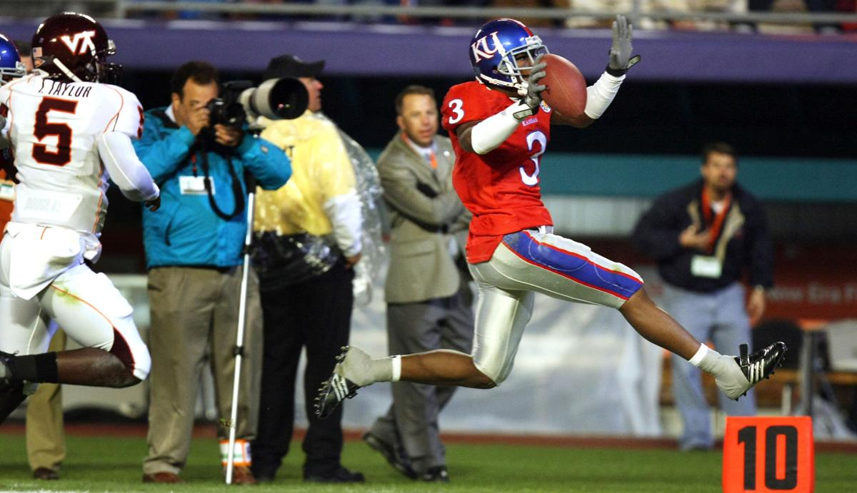 The Top 5 Plays In Kansas 2008 Orange Bowl Win Sports Kansan Com