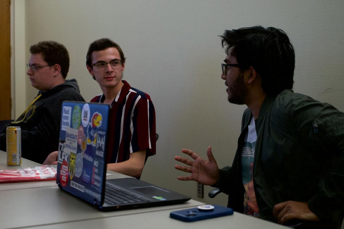 Students Demand Action 11/9 - 3