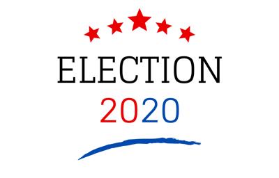 Election 2020 visual