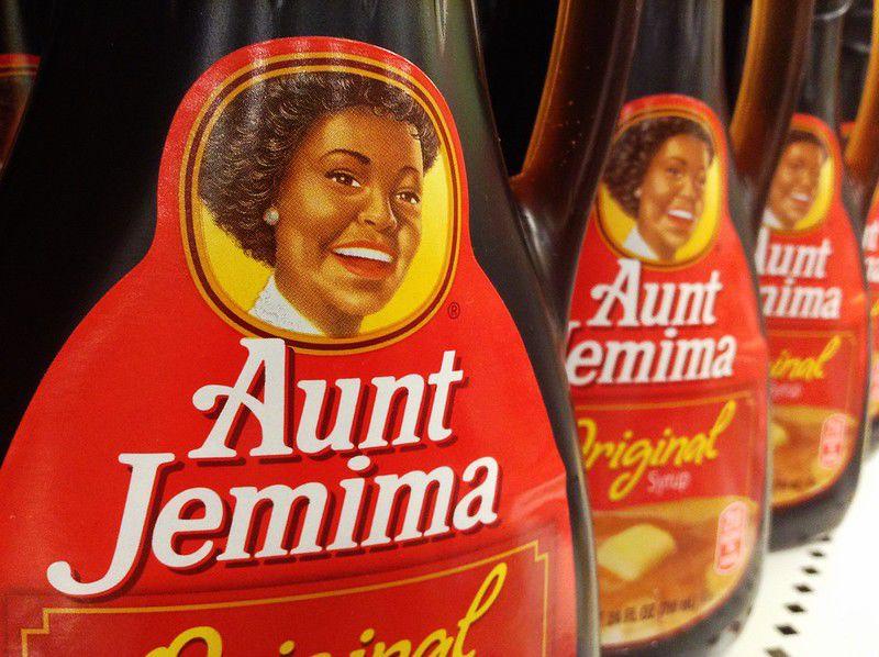 Aunt Jemima photo
