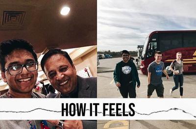 How it feels: Ryan