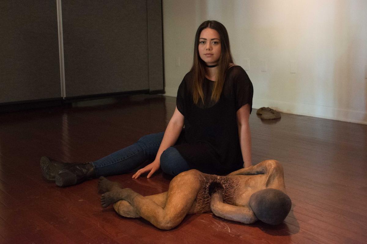Art in Focus: KU student artist delves into a taboo world